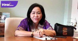 Hj Lucianty mantan anggota DPRD Provinsi Sumatera Selatan. Foto : viralsumsel.com/ion