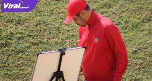 Nil Maizar Pelatih Kepala Sriwijaya FC. Foto : mo.sfc