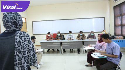 Universitas Bina Darma selalu aktif memfasilitasi Mahasiswa dengan kegiatan kegiatan positif. Foto : viralsumsel.com
