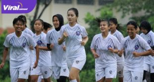 Pemain Arema Putri bakal ikuti turnamen Women Open Sriwijaya FC Championship di Palembang. Foto : Ig Arema putri