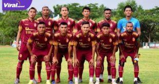 Strating eleven Sriwijaya FC hadapi Persiba Balikpapan. Foto : mo sfc