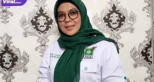 Ketua Perempuan Bangsa Kota Palembang Siti Suhaepah. Foto : viralsumsel.com