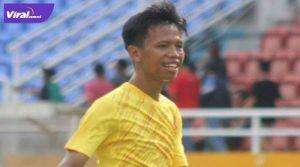 Alvin pemain posisi gelandang saat bersergam Sriwijaya FC. Foto : net
