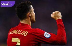 Penyerang sekaligus kapten Timnas Portugal, Cristiano Ronaldo meraih gelar Sepatu Emas Piala Eropa 2020. Foto : ig ronaldo