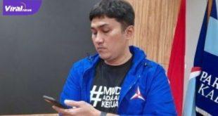 Kepala Badan Komunikasi Strategis (Kabakomstra) DPP PD, Herzaky Mahendra Putra.