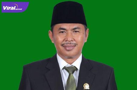 Alharhum Aleksander Anggota DPRD Banyuasin dari PKB. Foto  : viralsumsel.com/lam