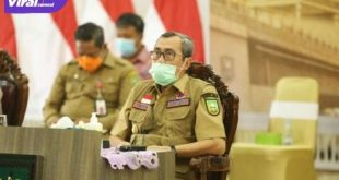Gubernur Provinsi Riau Drs H Syamsuar, Msi, Foto : viralsumsel.com/jmsi
