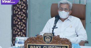 Wakil Gubernur Sumsel H Mawardi Yahya. Foto : viralsumsel.com/sep