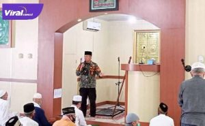 Kasat Pol PP dan Damkar Kabupaten Lahat, Fauzan Khoiri. Foto : viralsumsel.com/oki