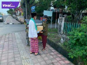 Walikota Palembang H.Harnojoyo usai melaksanakan kegiatan safari subuh di Masjid Nur-Aidy Kecamatan Sako Palembang, Senin (23/8/ 2021). Foto : viralsumsel.com/nto