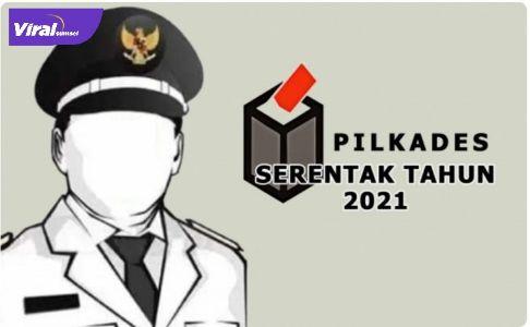 Logo Pilkades Serentak. Foto : net