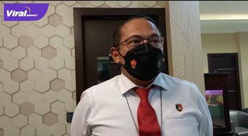 Direktur Reserse Kriminal Umum Polda Sumsel Kombes Pol Hisar Siallagan. Foto :viralsumsel.com /kai
