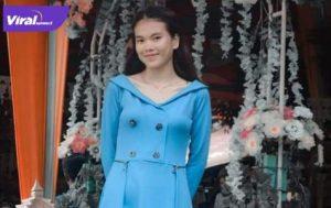 Anjeli Aprilia binti Naziril ikuti seleksi 48 besar audisi nasional Penyanyi KDI 2021. Foto : viralsumsel.com/devi
