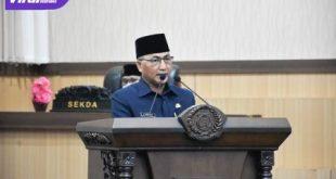 Sekretaris Daerah Muba Drs H Apriyadi MSi. Foto : viralsumsel.com/devi