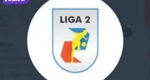Logo Liga 2 2021. Foto : net