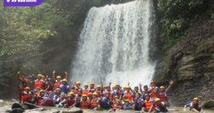 Cughup Salak berada di Desa Perigi Kecamatan Pulau Pinang, Kabupaten Lahat. Foto : viralsumsel.com/oki