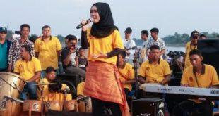 Sebuah lagu khas Muba viral di media. Foto : viralsumsel.com/devi