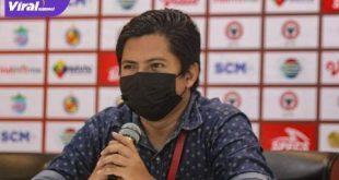 Media Officer Sriwijaya FC, Yopi Cipta Raharja. Foto : viralsumsel.com/nto