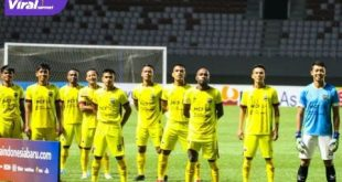 Starting eleven Muba Babel United di ajang Liga 2 2021. Foto ; ig mbu